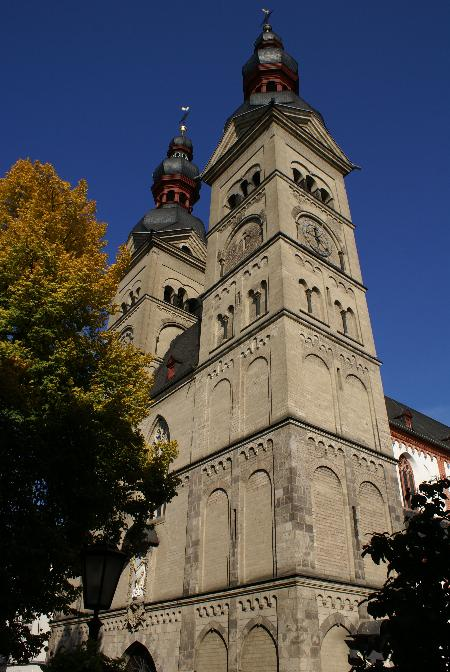 Liebfrauenkirche in Koblenz, Westfassade (Photo: Manfred Böckling)